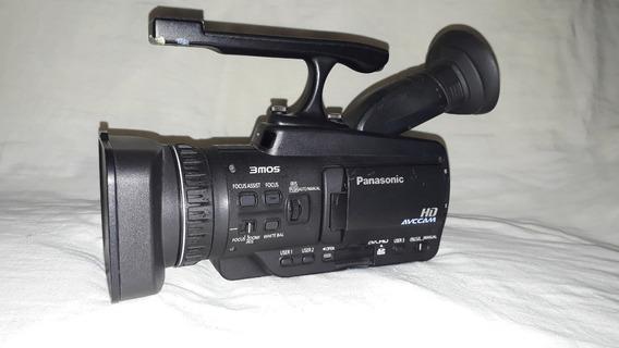 Filmadora Pro Panasonic Ag Hmc 40