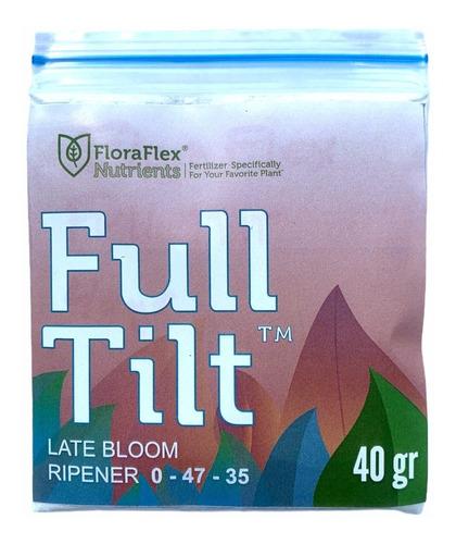 Nutrientes Fertilizantes Minerales Full Tilt 40g Cultivo