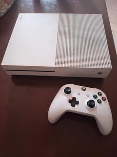 Xbox One S, 1 Joystick Más De 20 Juegos Digitales