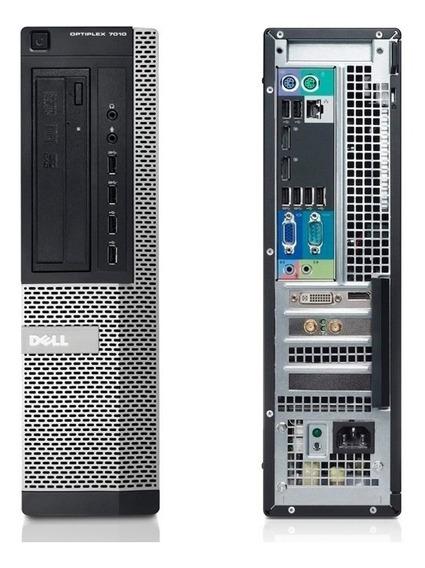 Cpu Core I3, 4gb Dell 500gb Sistema Operacional E Office