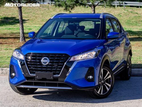 Nissan Kicks Advance   Motorlider   Permuta - Financia