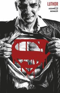 Superman Lex Luthor Ed. Deluxe - Dc Ecc Comics - Robot Negro