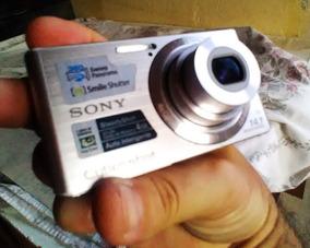 Câmera Digital Sony Cybershot 14.1 Megapixels Dsc W610