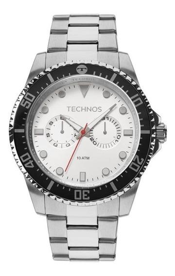 Relógio Technos Masculino Ref: 6p25bm/1k Multifunção
