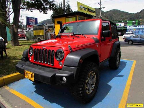 Jeep Wrangler 3.6 Rubicon