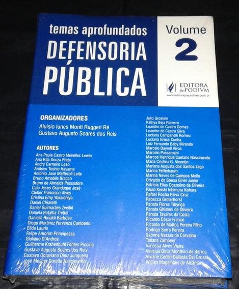 Temas Aprofundados Defensoria Pública Vol 2 Juspodivm 2014