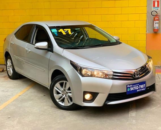 Toyota Corolla 2017 1.8 16v Gli Flex Multi-drive 4p