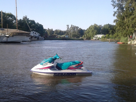 Moto De Agua Seadoo Sp 1996