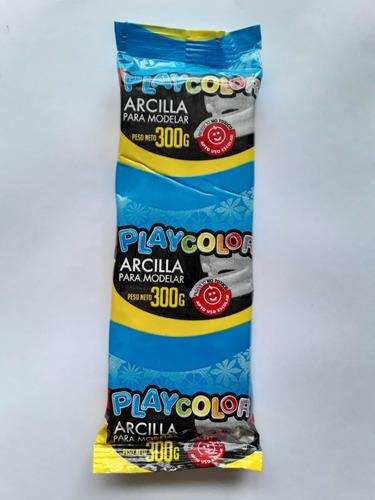 Arcilla Para Modelar  300 Grs Del Arte