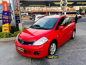 Nissan Tiida 1.8 Sl Completo Automatico Teto Solar 2012