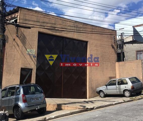 Galpão Industrial - As15901