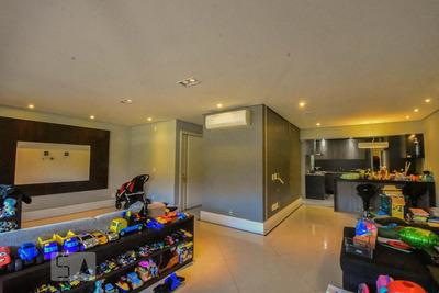 Apartamento No 1º Andar Mobiliado Com 4 Dormitórios E 3 Garagens - Id: 892934312 - 234312