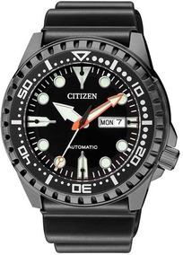 Relógio Citizen Masculino Automático Nh8385-11e / Tz31123p