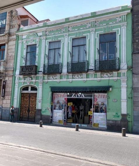Casona En Venta El Centro Historico De Puebla