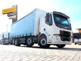 Vm270 2014 8x2 Sider 8,6 Metros = Volvo Iveco