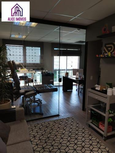 Imagem 1 de 6 de Sala Comercial A Venda Em Pinheiros - Bem Localizada E Preço Reduzido - 24
