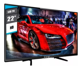 Tv Monitor 22 Hd Vga Av Hdmi Rf Kanji Garantia Oficial