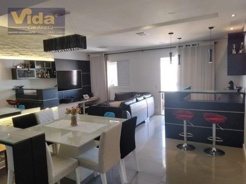 Apartamento A Venda Em Jardim Tupanci  -  Barueri - 42424