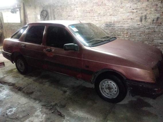 Ford Sierra 1.6 Lx 1990 G.n.c Con 08 Firmados Buen Auto