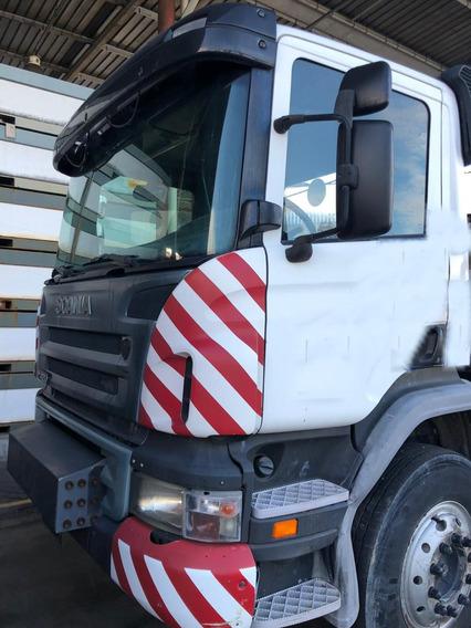 Scania P420 - Uso Somente Para Linha De Eixo
