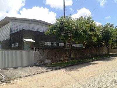 Galpão Industrial À Venda - Mangabeira - João Pessoa - Pb - Ga0002