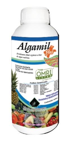 Imagen 1 de 1 de  Fertilizante Foliar Orgánico De Algas Marinas 1 Litro