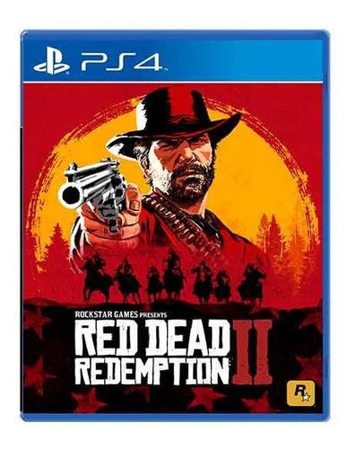 Juego Red De Ad Redemption Para Ps4 ¡totalmente Nuevo !