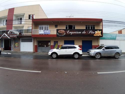 Imóvel Comercial Na Avenida Archelau Em Iguaçu  -  Araucária - 321