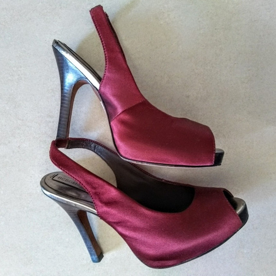 Sapato De Luxo Original Bcbg Max Azria Tamanho 34
