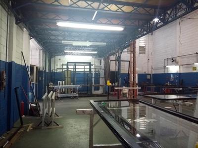 Galpão Industrial - Ga0286