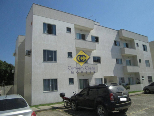 Ótimo Apartamento Em Condomínio No Bairro Chácara Mariléa, Em Rio Das Ostras! - Ap0786