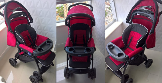 Carrinho Chicco Duo Today Travel System