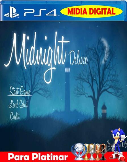 Midnight Deluxe - 01 Dia - Platina Fácil