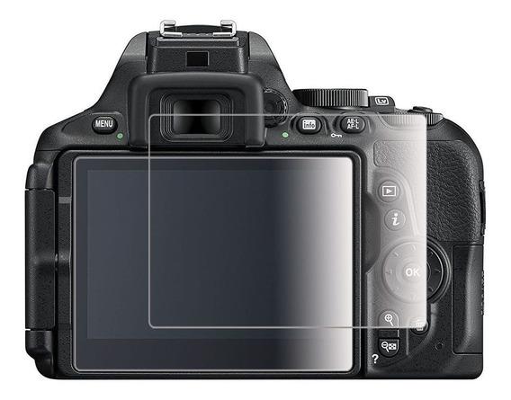 Protetor De Tela Vidro Ótico Temperado Canon T4i T5i T6i T7i
