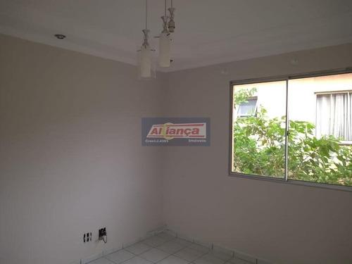 Casa Com 2 Dormitórios À Venda, 60 M² - Vila São João Batista - Guarulhos/sp - Ai11235