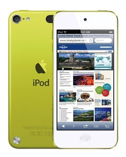 iPod Touch 5ta Gen 32gb Apple Usado + Cable Lightning