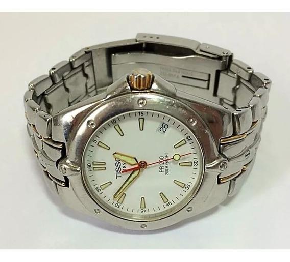 Relógio Tissot Pr 200 Nível Tudor Natan Omega Vivara