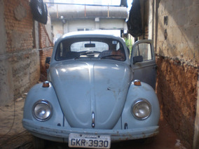 Fusca 1981 - 1300 L