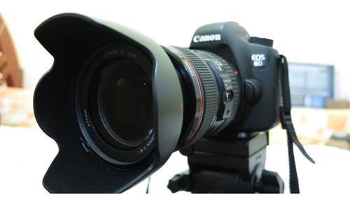 Imagem 1 de 5 de Camera Digital Canon Eos 6d Top  Full Frame Kit 24-105m L Is