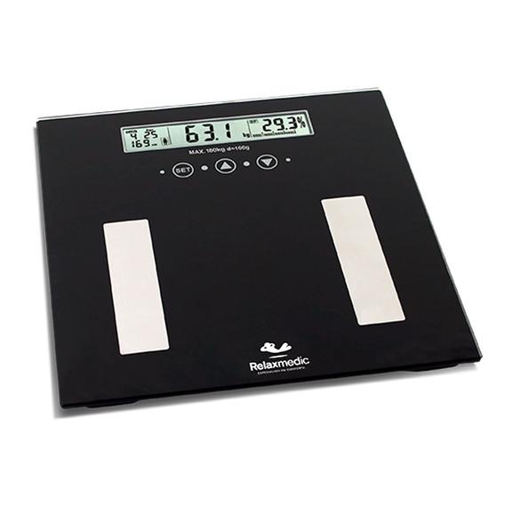 Balança Digital Personal Fitness Até 180kg Vidro Temperado