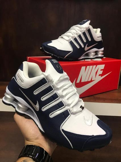 Tênis Nike Shhox Nz Masculino E Feminino Foto Original