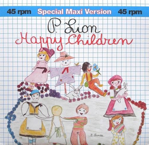 P. Lion - Happy Children (12  Sellado)