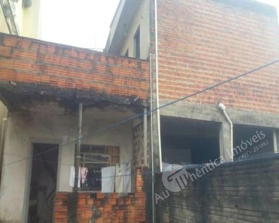 Casa Para Renda A Venda No Cipava, Osasco - Ca00606 - 33823222