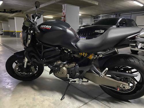 Imagen 1 de 3 de Ducati Monster