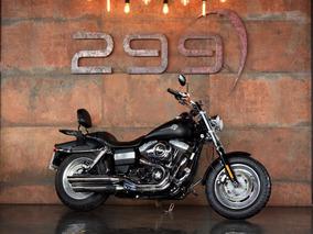 Harley-davidson Fat Bob 1585cc 2012/2012