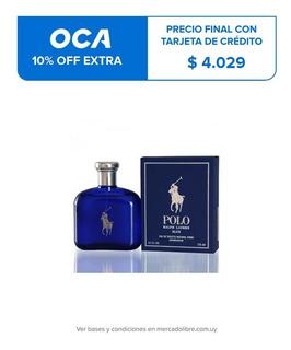 Polo Blue 125 Ml Vapo