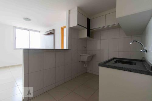 Apartamento Para Aluguel - Samambaia, 1 Quarto,  33 - 892951663