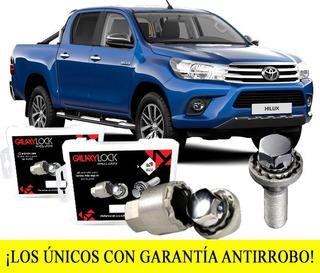 Birlos Seguridad Y Llanta Refacción Hilux 2 Cabina Diesel At