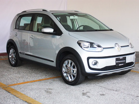 Volkswagen Up Cross Mt 2017