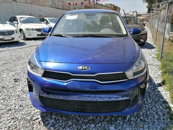 Kia Rio Lx Sedan